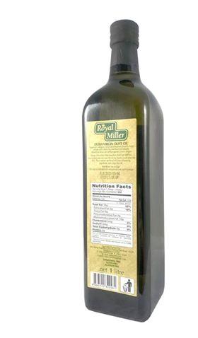Royal Millar Extra Virgin Olive oil 1ltr (Italy)