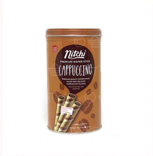 Nitchi Wafer Stick cappuccino (INDONESIA) 330g