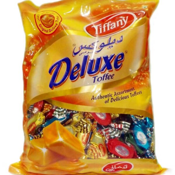 Deluxe toffee 700g