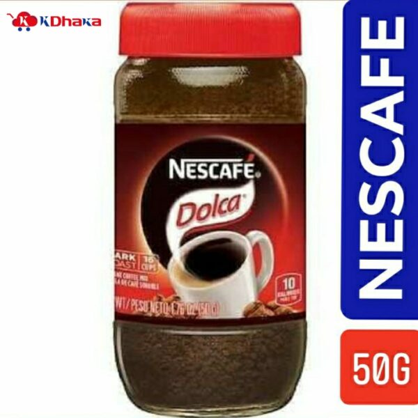 Nescafe Dolca Coffee jar 50gm