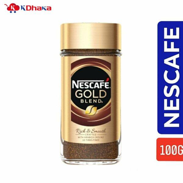 Nescafe Coffee Gold Blend