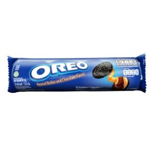Oreo peanut Butter & chocolate biscuit 133gm