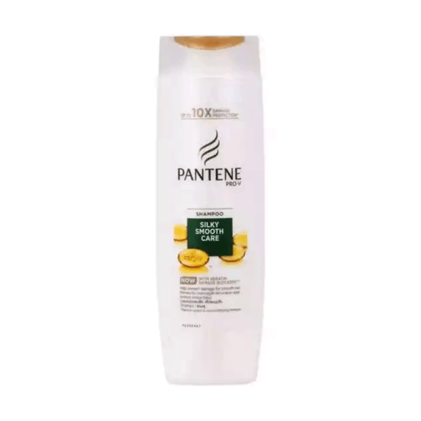Pantene Silky Smooth Care Shampoo 340 ml