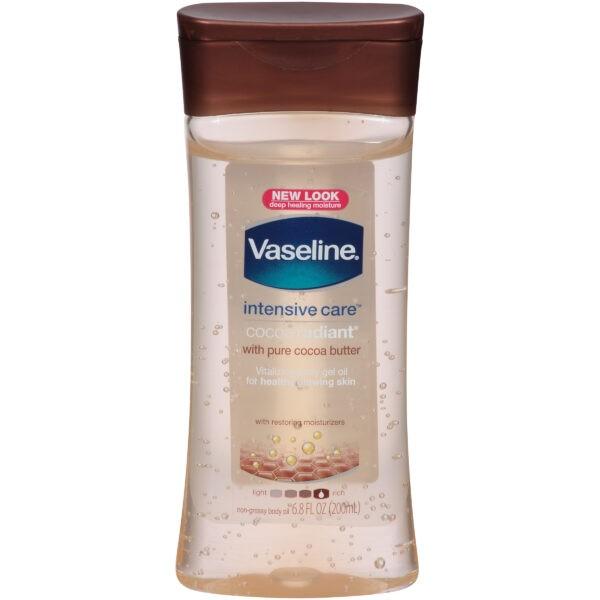Vaseline Intensive Care Cocoa Radiant Gel Oil