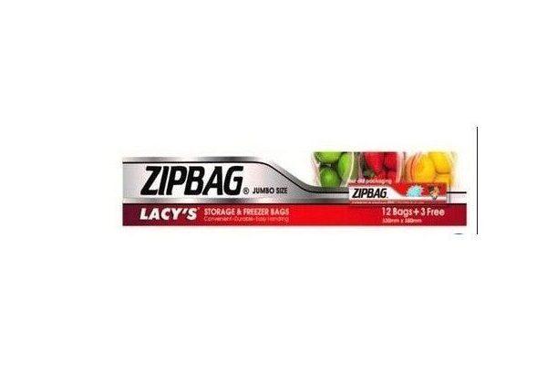 Lay's Zipbag Zumbo 330 x 380 mm (15pcs)