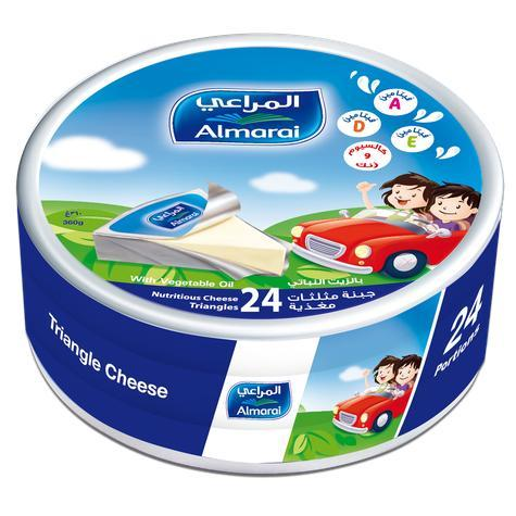 Almarai qui rit Cheese 24pcs