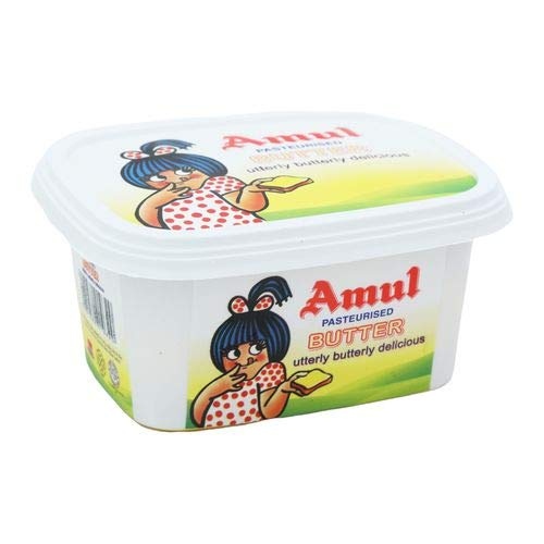 Amul Pasteurised Butter 200g.