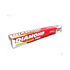 Damond aluminium foil