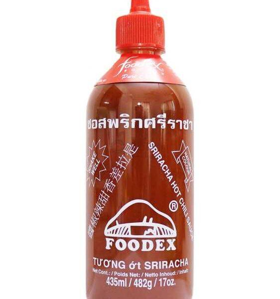 Foodex Sriracha Sauce 482gm