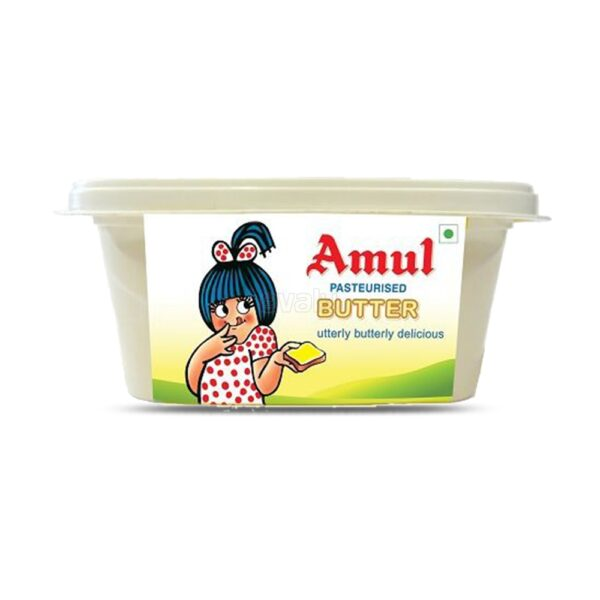 Amul Pasteurised Butter 200gm