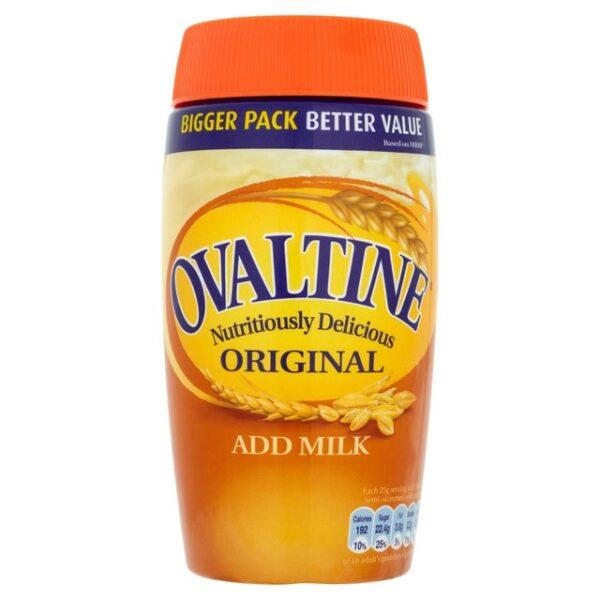 Ovaltine Original Add Milk