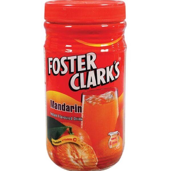 Foster Clark's Mandarin jar