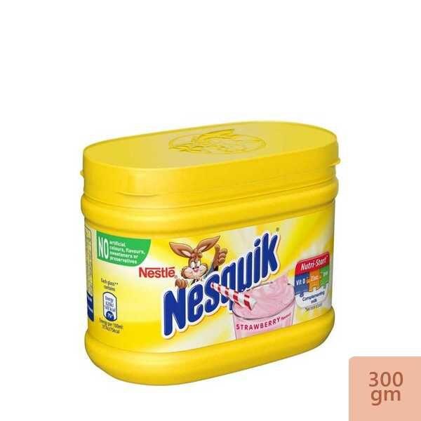 Nesquik Strawberry 300gm