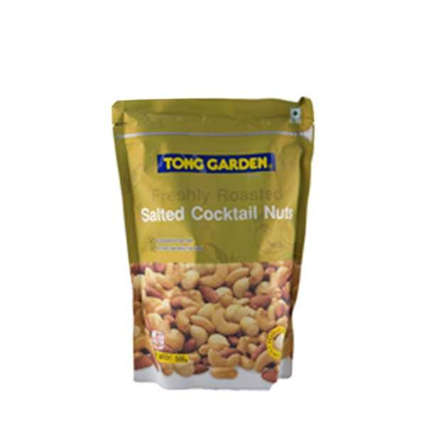 Tong Garden Salted Cocktail nuts 160gm