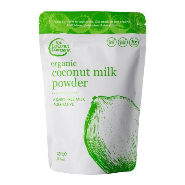 organic coconut milk powder 250gm