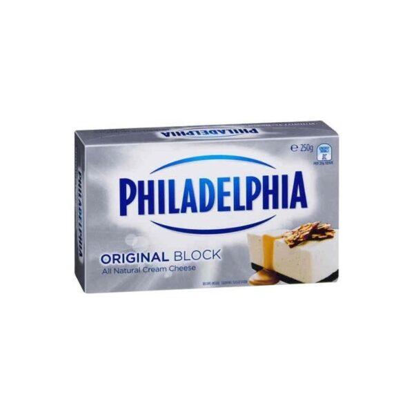 Philadelphia Cream Cheese 250gm
