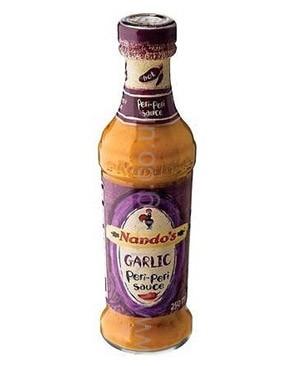 Nandos peri peri Garlic sauce