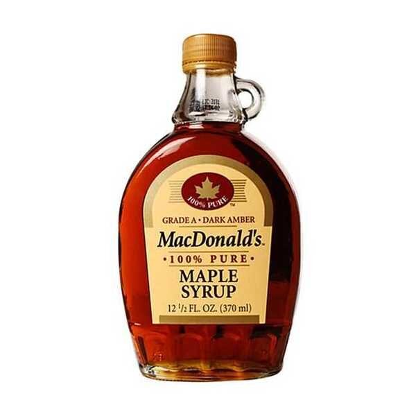 Macdonald's Meple Syrup