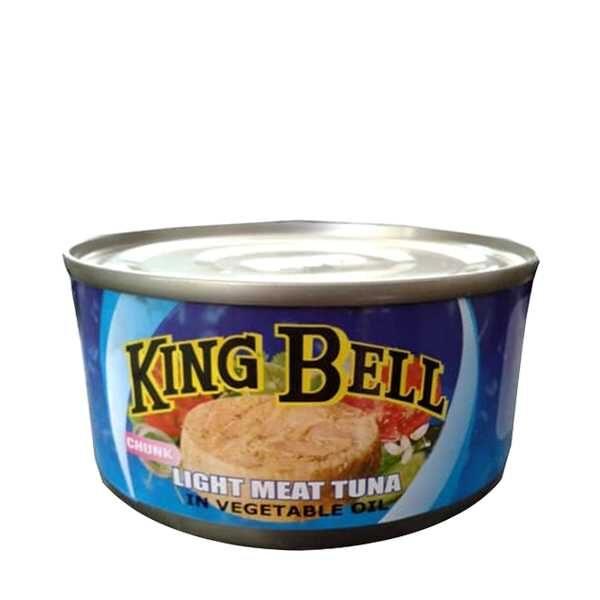 King Bell light Meat Tuna