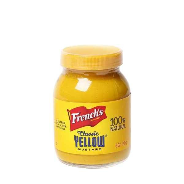 French's Classic Yellow Mustard 255gm