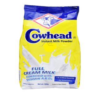 Cowhead Instant Milk Powder 1kg Pack