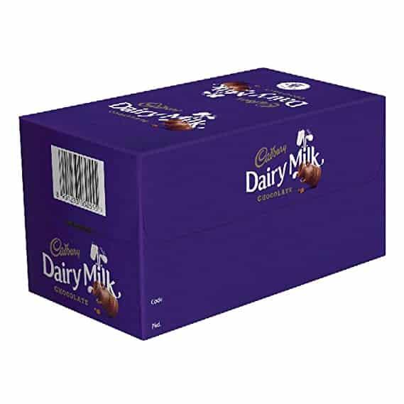 Cadbury Dairy Milk Chocolate 56pcs