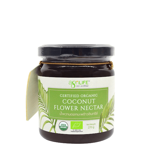 Agrilife organic coconut flower nectar 270ml