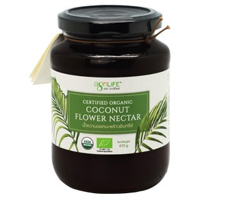 Agrilife organic coconut flower nectar 470ml