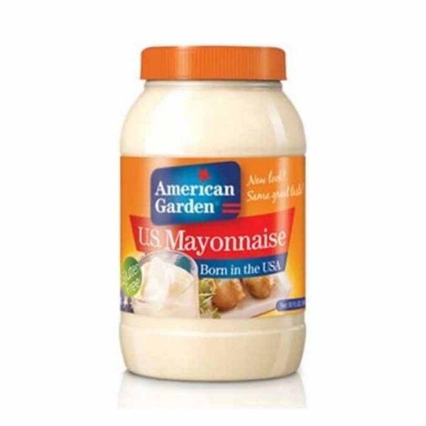 American Garden Mayonnaise (USA) 887ml