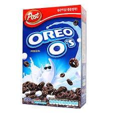 Post Oreo O's Choco Cereal 500gm