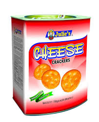 Cheese Crackers Biscuits 700g