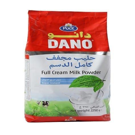 Dano milk powder pack 2250g