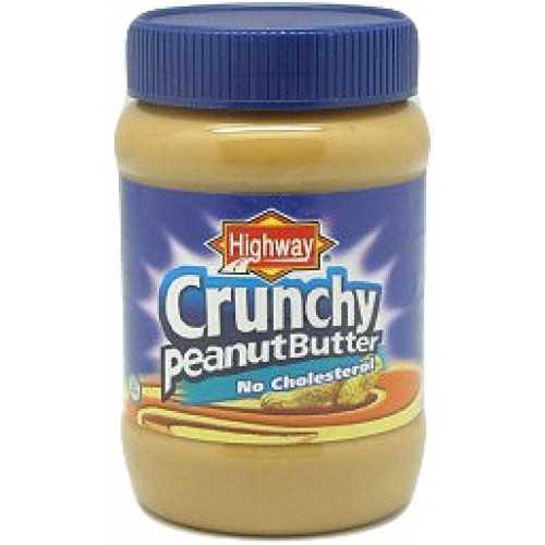 Highway Crunchy Peanut Butter 510gm