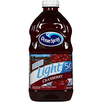 Ocean Spray Light Cranberry Juice 1.89Ltr