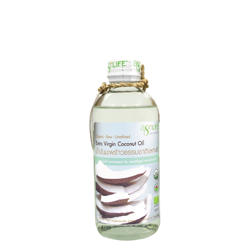 Agrilife Organic Extra Virgin Coconut Oil 120ml