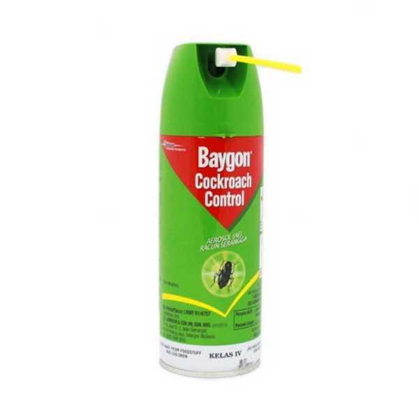 Baygon cockroach spray 270ml