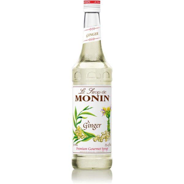 Monin Syrup Ginger 700ml