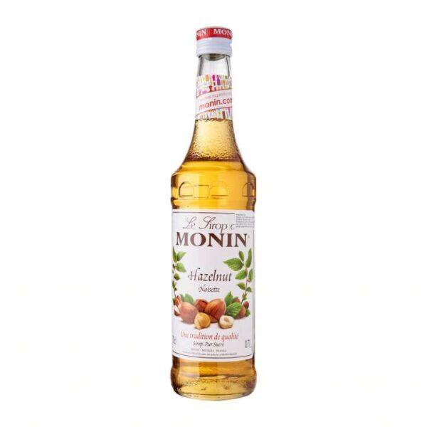 Monin Syrup Hazelnut (700ml)