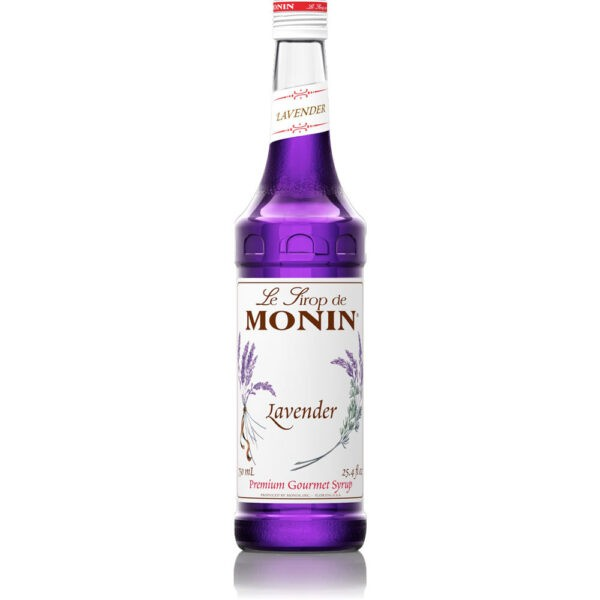 Monin Syrup Lavender (700ml)