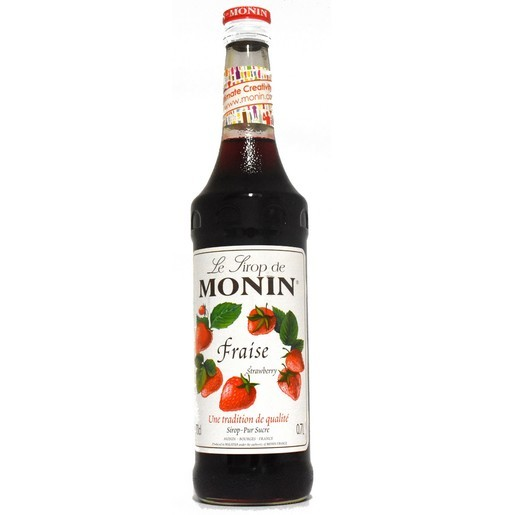Monin Syrup Strawberry 700ml