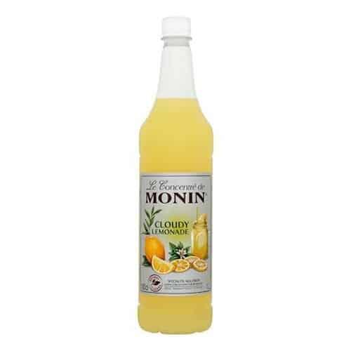 Monin syrup cloudy Lemon 1000ml