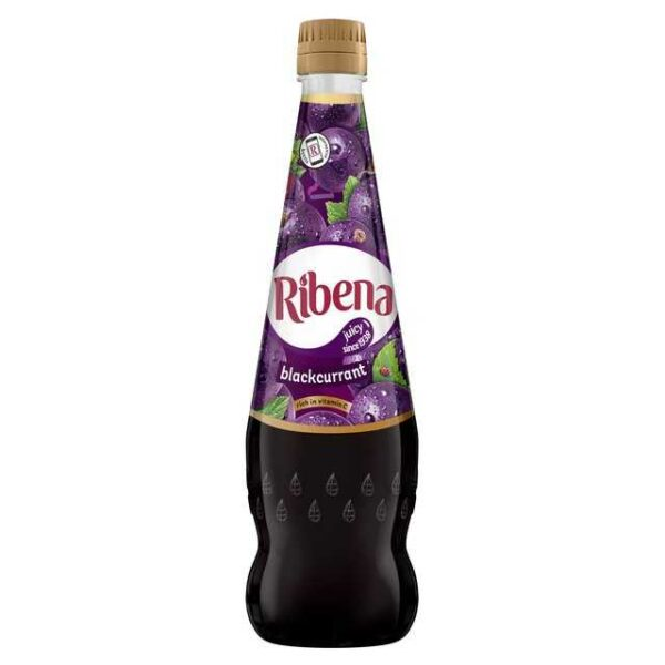 Ribena Blackcurrant juice
