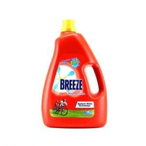 Breeze Detergent Liquid Power clean 3.8kg