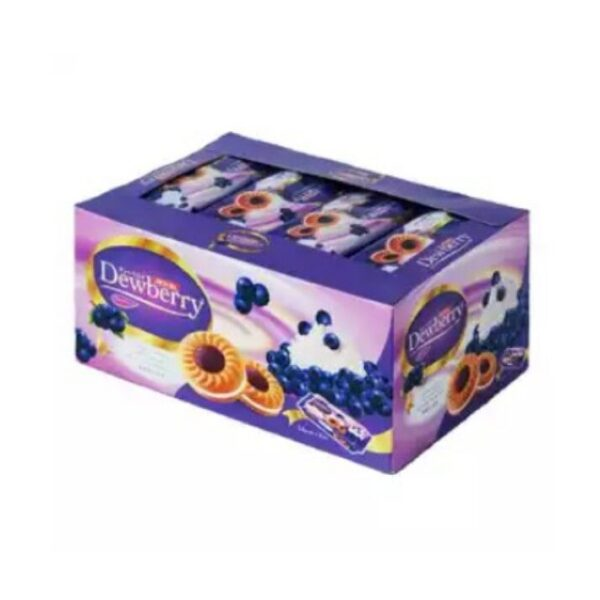 Dewberry Blueberry Biscuits