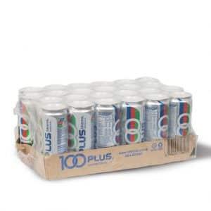 100 Plus Can Soft drinks 320ml 24pcs