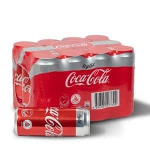 Cocacola Light Coke 320ml 24pcs