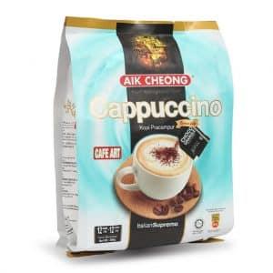 Aik Cheong Cappuccino 3 In 1 300g